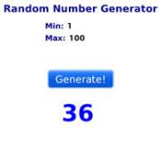 numberGenerator